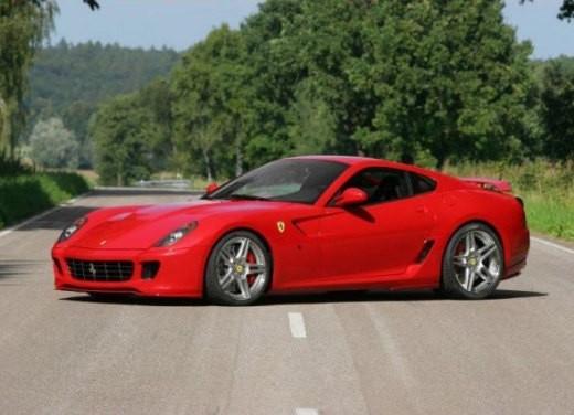 Ultimissime: Ferrari 599 GTB by Novitec Rosso - Foto 13 di 13