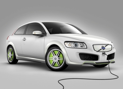 Ultimissime: Volvo ReCharge Concept