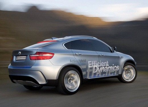 Ultimissime: BMW X6 Concept
