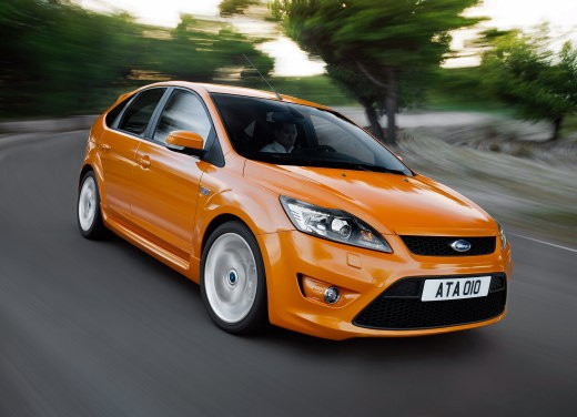 Ford Focus GPL