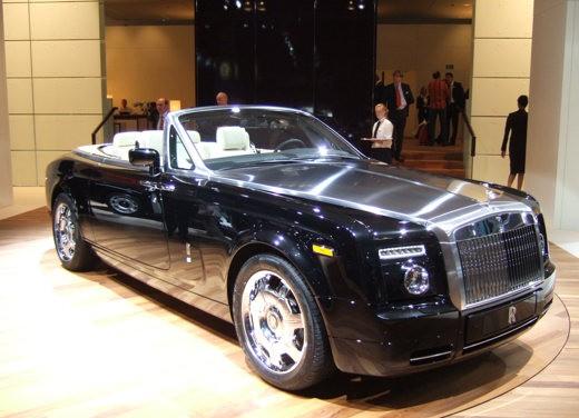 Rolls Royce al Salone di Francoforte 2007 - Foto 4 di 9