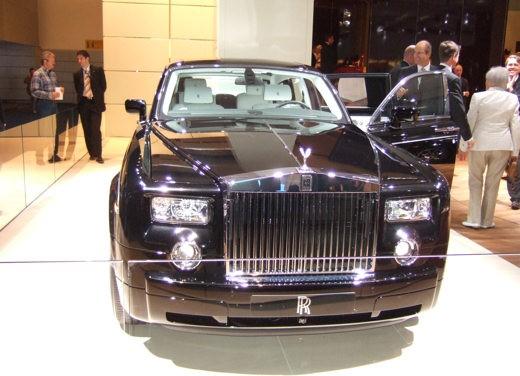 Rolls Royce al Salone di Francoforte 2007 - Foto 9 di 9