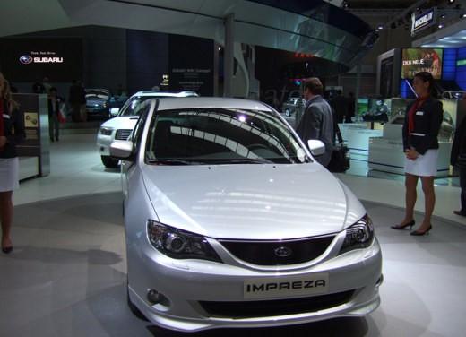 Subaru al Salone di Francoforte 2007 - Foto 1 di 11