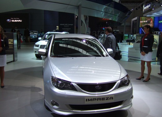 Subaru al Salone di Francoforte 2007 - Foto 2 di 11