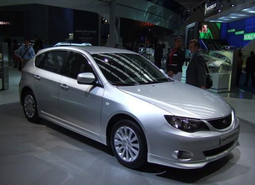 Subaru al Salone di Francoforte 2007 - Foto 3 di 11