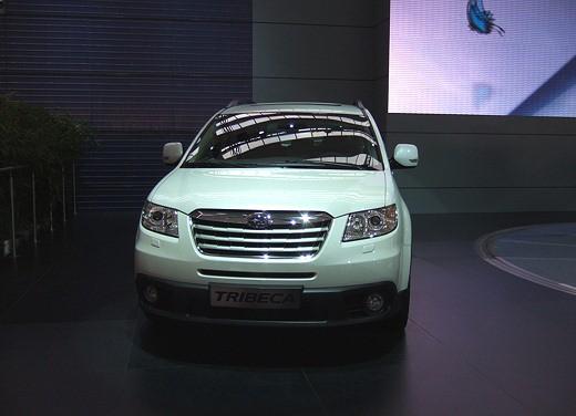 Subaru al Salone di Francoforte 2007 - Foto 4 di 11