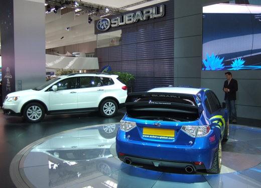 Subaru al Salone di Francoforte 2007 - Foto 9 di 11