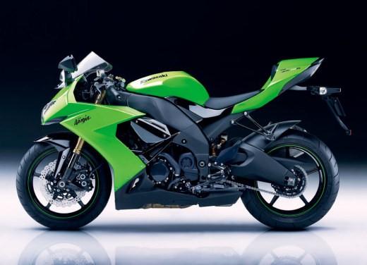 Ultimissime: Kawasaki ZX-10R 2008