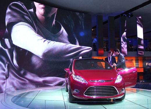Ford al Salone di Francoforte 2007