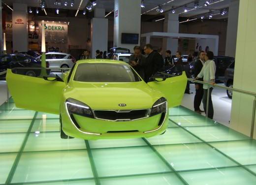 Kia al Salone di Francoforte 2007 - Foto 7 di 11