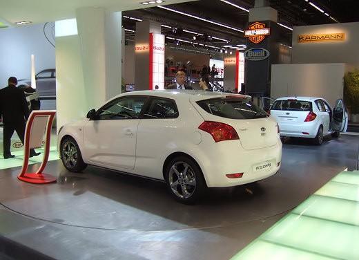 Kia al Salone di Francoforte 2007 - Foto 4 di 11