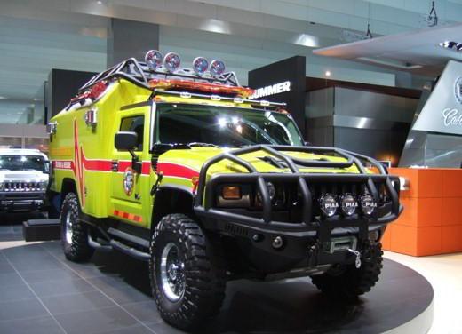 Hummer al Salone di Francoforte 2007