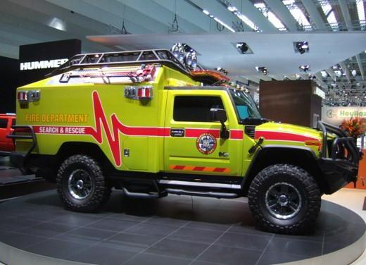 Hummer al Salone di Francoforte 2007 - Foto 2 di 7