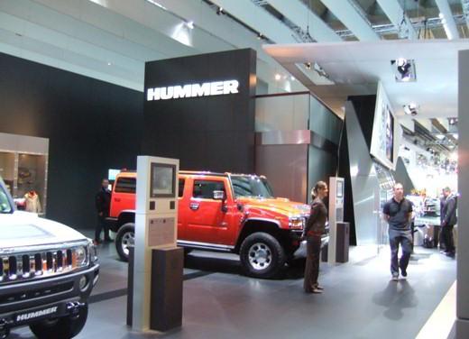 Hummer al Salone di Francoforte 2007 - Foto 4 di 7