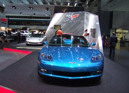 Corvette al Salone di Francoforte 2007
