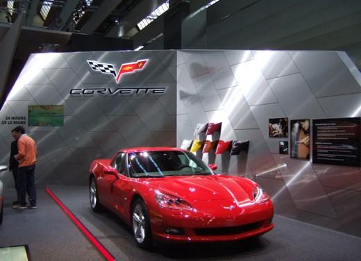 Corvette al Salone di Francoforte 2007 - Foto 3 di 6