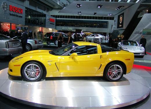 Corvette al Salone di Francoforte 2007 - Foto 4 di 6