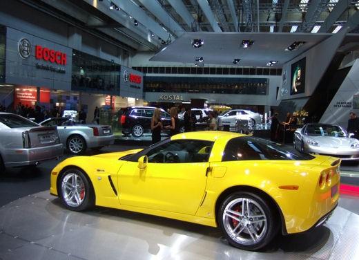 Corvette al Salone di Francoforte 2007 - Foto 5 di 6