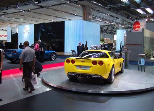 Corvette al Salone di Francoforte 2007 - Foto 6 di 6