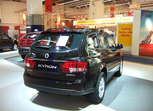 SsangYong al Salone di Francoforte 2007 - Foto 10 di 10