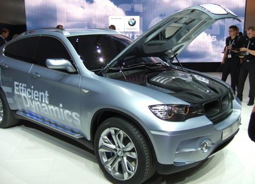 BMW Concept X6 ActiveHybrid - Foto 5 di 6