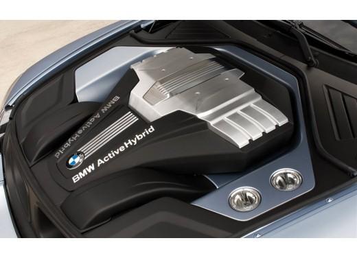 BMW Concept X6 ActiveHybrid - Foto 6 di 6