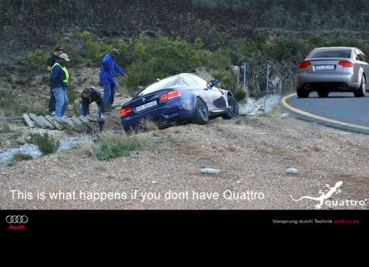 Ultimissime: Audi vs BMW - Foto 1 di 3