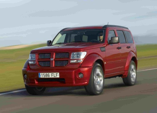 Ultimissime: Dodge Nitro