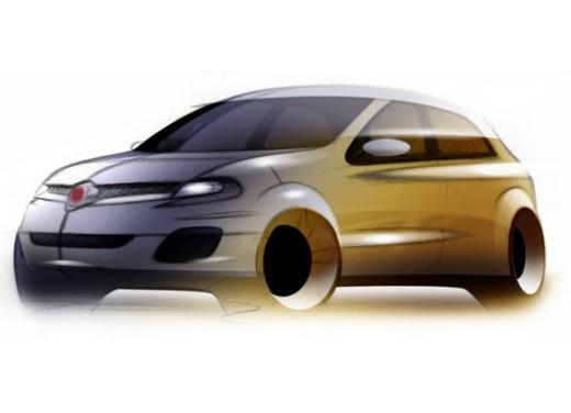 Fiat nuova Uno (B-Compact)