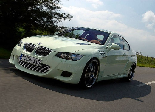 Amb & Sicur: BMW 3.10 Gas Powered by AC Shnitzer