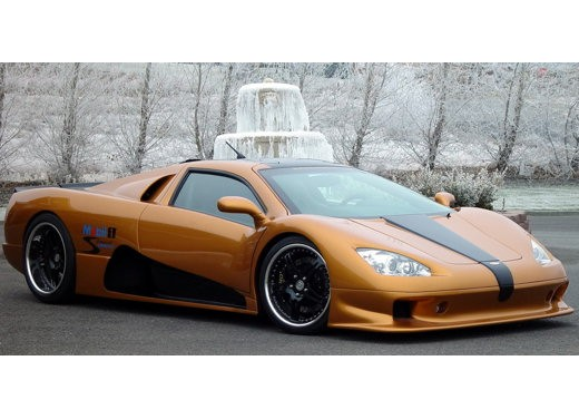 SSC Ultimate Aero Twin Turbo - Foto 4 di 16