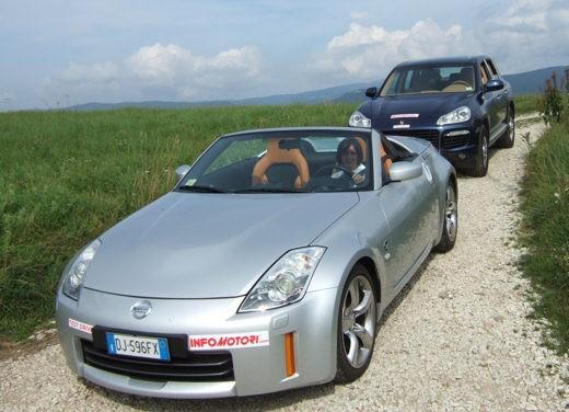 Porsche Cayenne & Nissan 350Z - Foto 2 di 21
