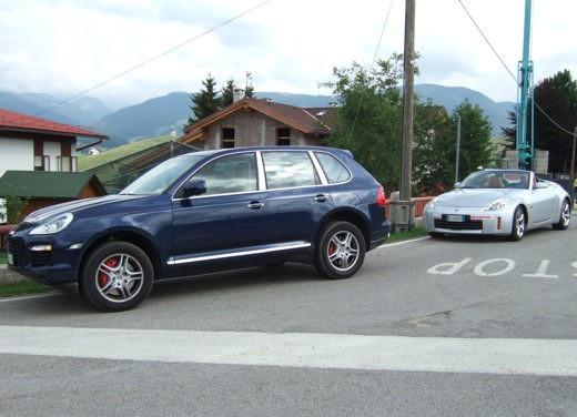 Porsche Cayenne & Nissan 350Z - Foto 3 di 21