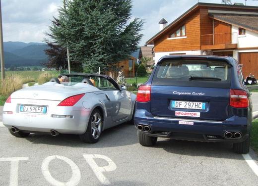 Porsche Cayenne & Nissan 350Z - Foto 4 di 21