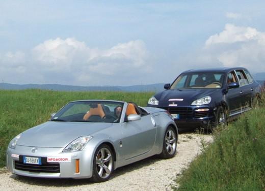 Porsche Cayenne & Nissan 350Z - Foto 5 di 21