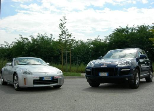 Porsche Cayenne & Nissan 350Z - Foto 9 di 21