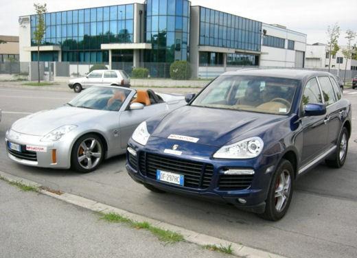 Porsche Cayenne & Nissan 350Z - Foto 13 di 21