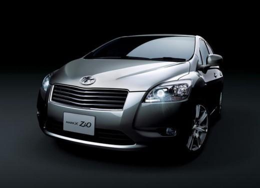 Ultimissime: Toyota Mark X Zio - Foto 2 di 8