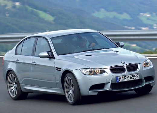 Ultimissime: BMW M3 Berlina - Foto 3 di 17