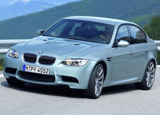 Ultimissime: BMW M3 Berlina - Foto 5 di 17