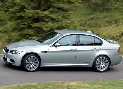 Ultimissime: BMW M3 Berlina - Foto 7 di 17