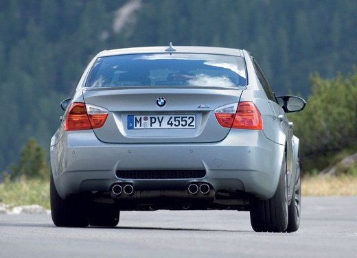 Ultimissime: BMW M3 Berlina - Foto 8 di 17