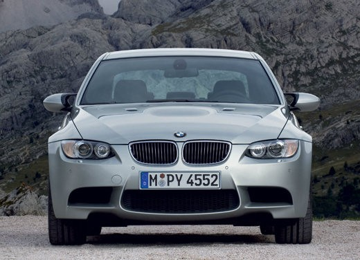 Ultimissime: BMW M3 Berlina - Foto 9 di 17
