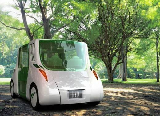 Ultimissime: Toyota RiN Concept - Foto 1 di 7