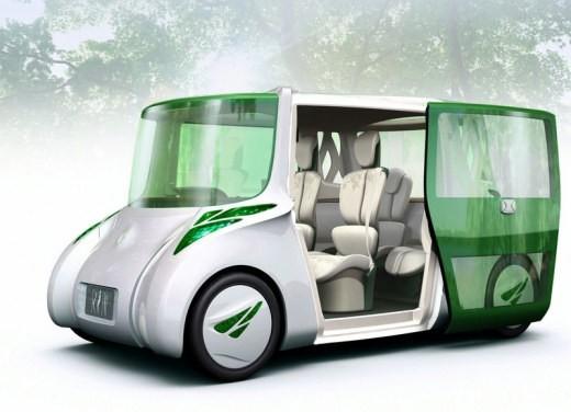 Ultimissime: Toyota RiN Concept - Foto 3 di 7