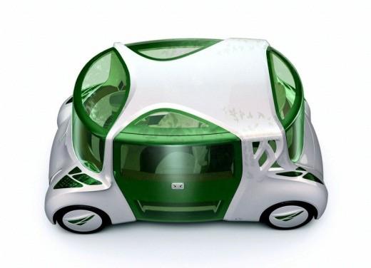 Ultimissime: Toyota RiN Concept - Foto 5 di 7