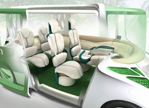Ultimissime: Toyota RiN Concept - Foto 7 di 7