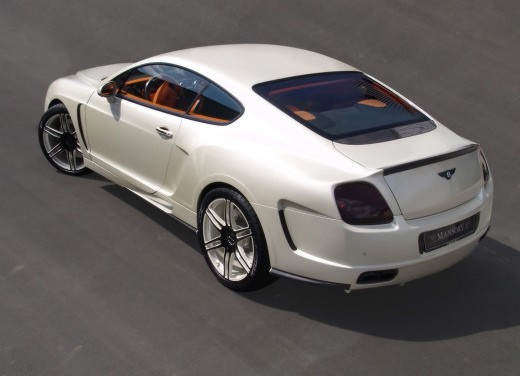 Ultimissime: Bentley Continental GT Le Mansory