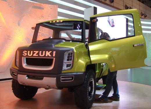 Suzuki al Salone di Tokyo 2007 - Foto 2 di 10