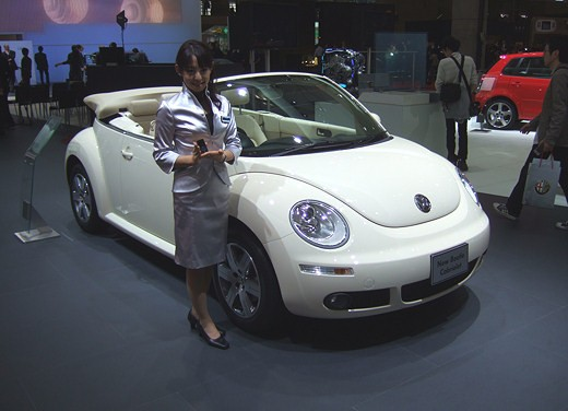 Volkswagen al Salone di Tokyo 2007 - Foto 10 di 11